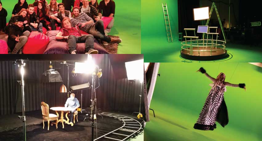 Film TVgreenscreenstudio