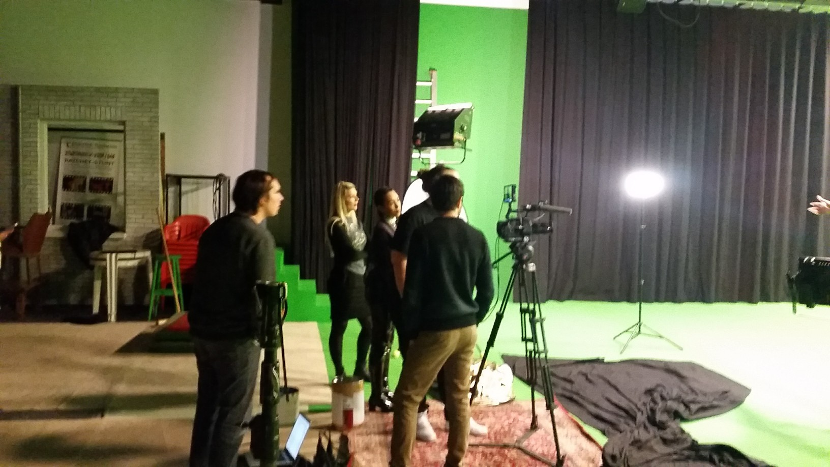 Greenscreen Studio Almere