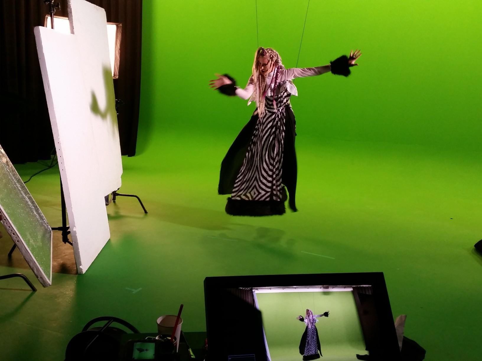 filmtv studio in almere chromakey studio
