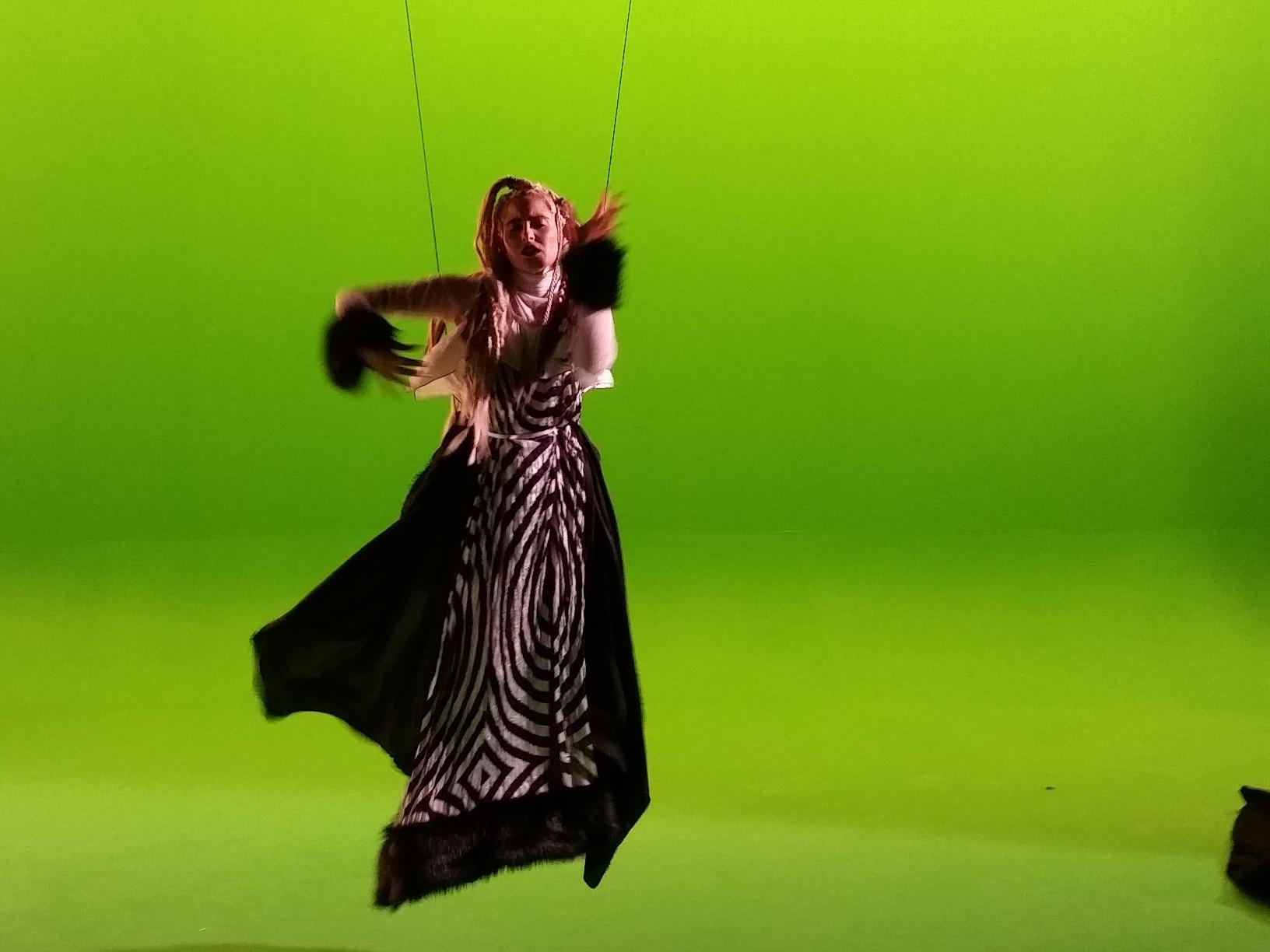 filmtv studio in almere greenscreenstudio