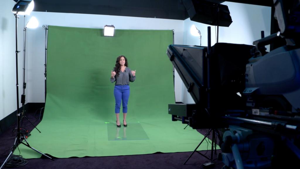 Remote Greenscreen Studio